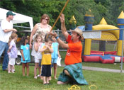 Highland Games for Children